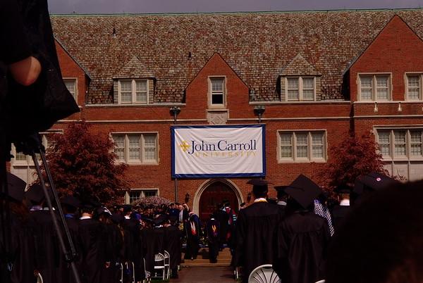 2015 John Carrol Graduation